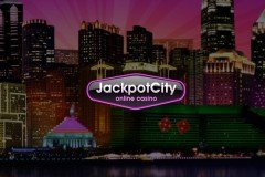 Jackpot City Mobile Casino Logo