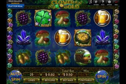 Clover Gold Mobile Slot