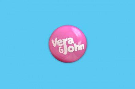 Vera&John Mobile Casino Logo