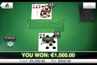 Blackjack Touch - NetEnt