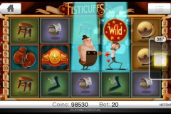 Fisticuffs Touch Mobile Slot - NetEnt