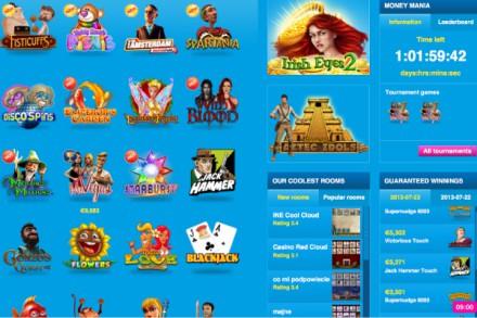 Vera&John Lobby Online Tablet Version Games