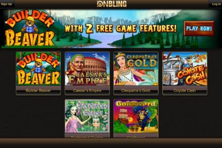 Onbling Mobile Casino