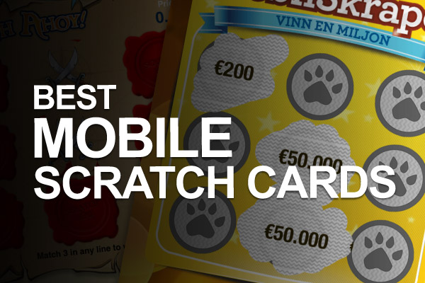 Mobile Scratch Cards