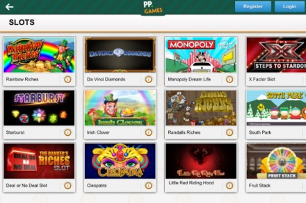 Paddy Power Mobile Casino
