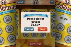 Play Mobile Scratch Cards for Free or Play for Real Money