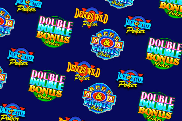 Play Many Types of Video Poker on Your Mobile