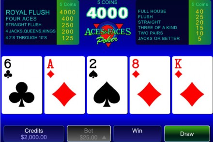 Mobile Video Poker Machines