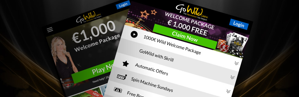 go wild casino withdrawal