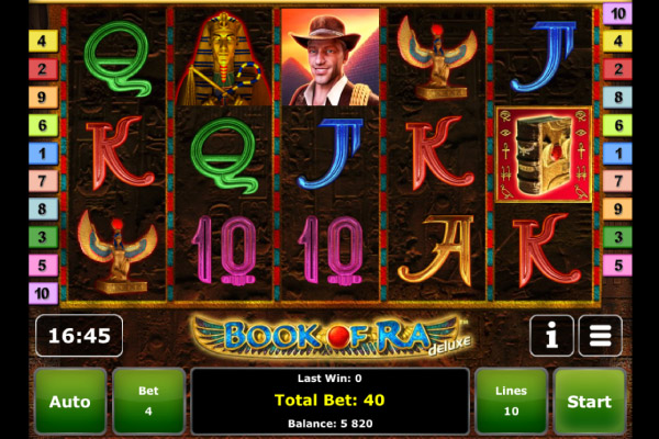 online casino reviewer book of ra mobile