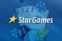 StarGames Mobile Casino Logo