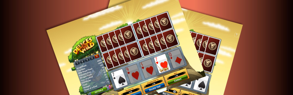 Deuces Wild Mobile Free Casino Game - IOS / Android Version