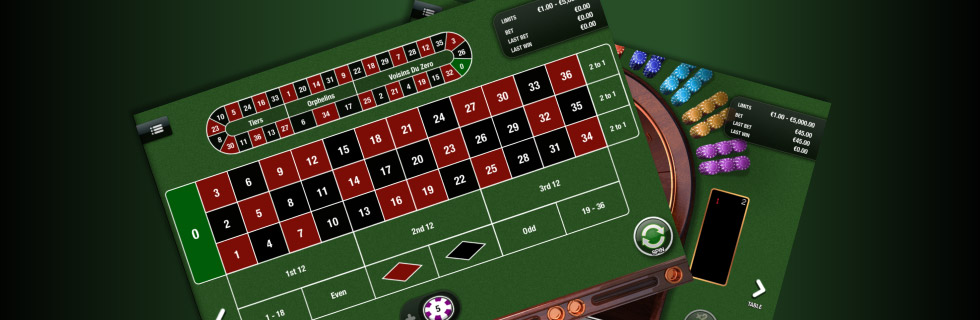 free roulette playtech