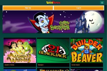 Loco Panda Casino Mobile