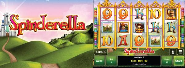 slot online casino spinderella