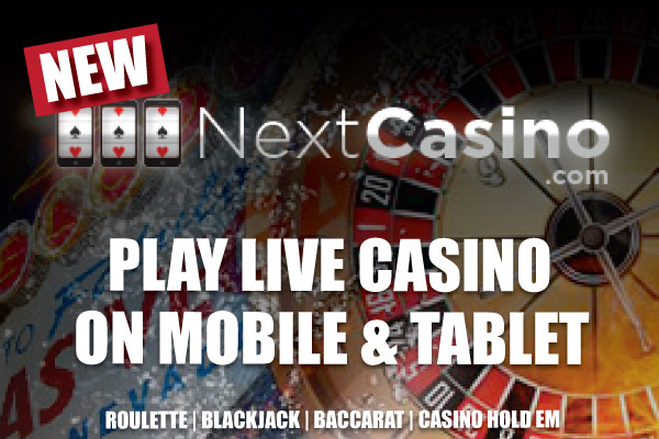 Hard at work at New Casinos
