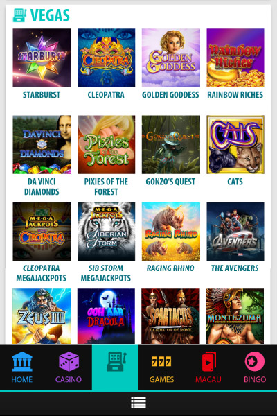 bgo vegas casino review
