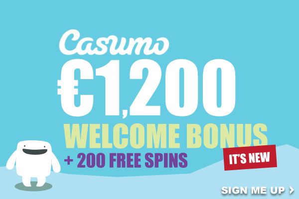 Sign up for your New Welcome Bonus Money & Free Spin Games