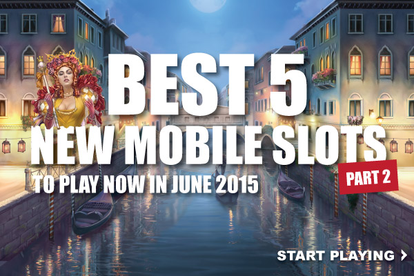 best slot machines to play 2015