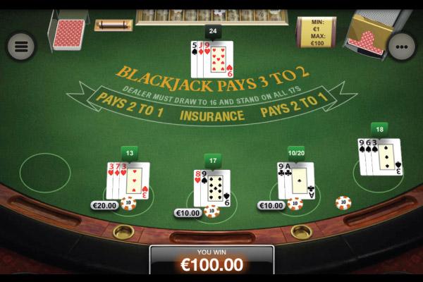 online casino black jack bingo kugeln