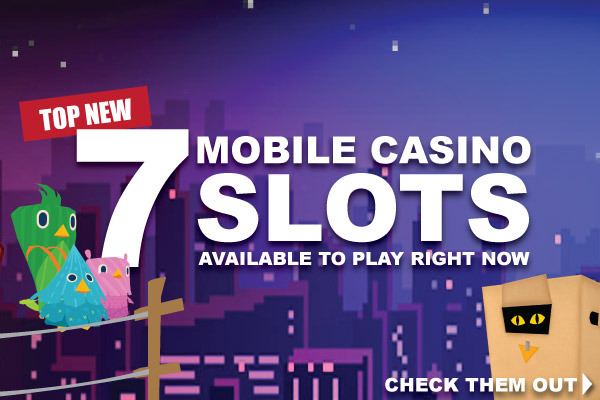 new mobile slots