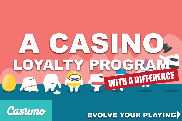 The casino adventure at Casumo - this i how it works