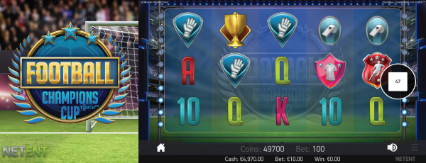 free online slot games champions cup football