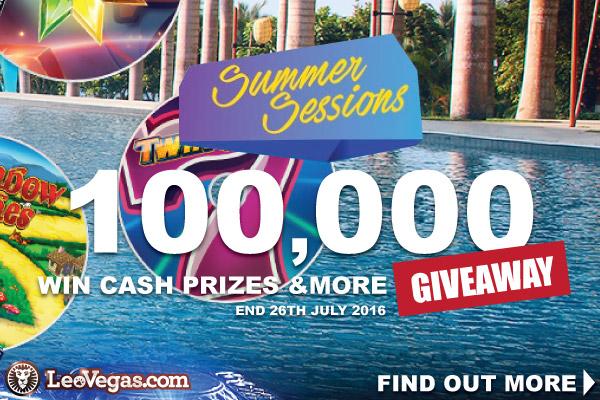 Lucky casino summer