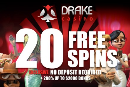 drake mobile casino bonus codes