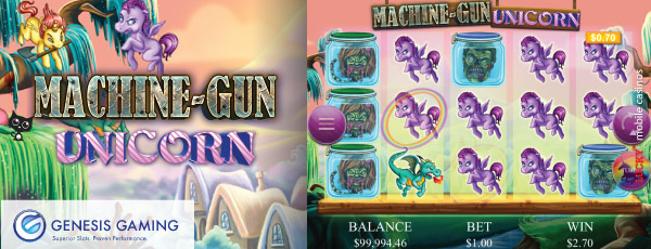 Royal Unicorn Slot Review & Free Instant Play Game