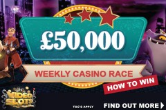 How To Win VideoSlots £€$50,000 Weekly Casino Cash Races