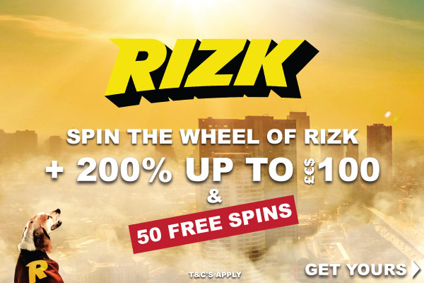 Online Casino Promotions - Best Casino Offers - Rizk.com