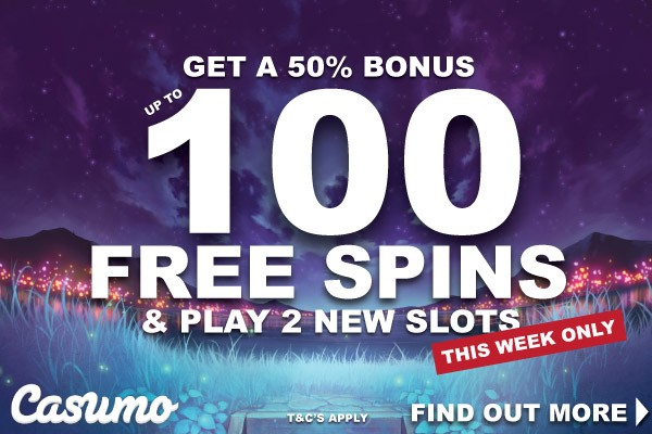 Get Casumo Free Spins On Starburst & Play New Slots