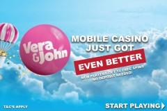 New Mobile Vera&John Casino Site Is Even Better
