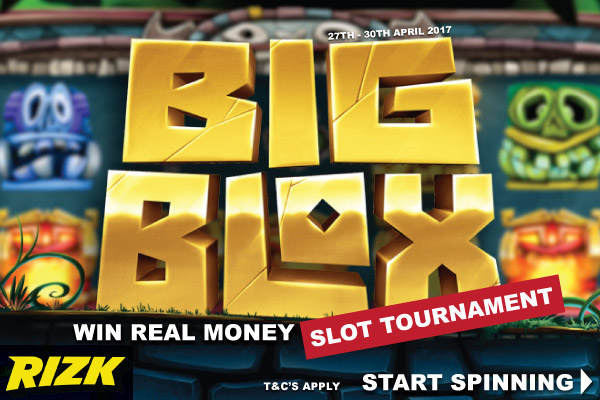 Big Blox - Rizk Casino