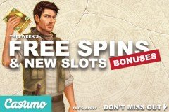 Get Your Casumo Mobile Casino Free Spins & Play New Slots