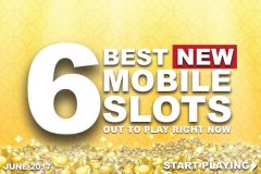 New Mobile Slots To Play Right Now