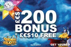 Get Your Video Slots Free Spins & Bonus Money