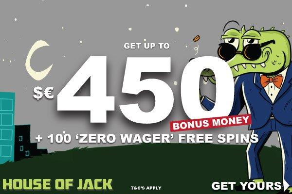Your Big House Of Jack Mobile Casino Bonus