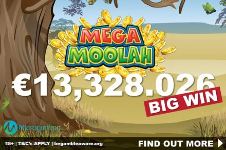 Mega Moolah Slot Jackpot Win 2019