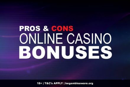 Pros & Con Of Casino Bonuses Online