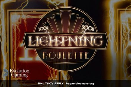 Evolution Gaming Lightning Roulette - How To Play