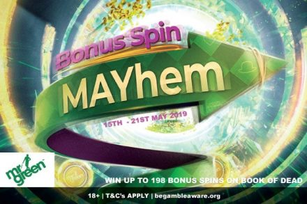 Mr Green Casino Bonus Spins Mayhem