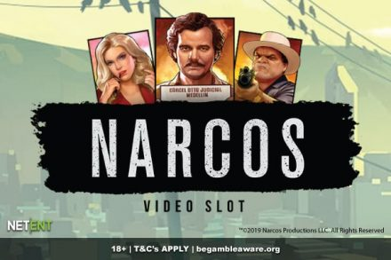 Out Now: Narcos Video Slot Online, Mobile & Tablet