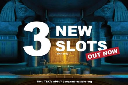 New Casino Slots To Play Online, Mobile & Tablet - May 2019