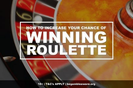 How To Improve Your Odds Of Winning Roulette