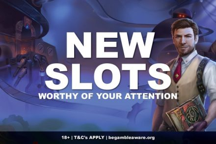 New Slots Out Now To Play In 2019