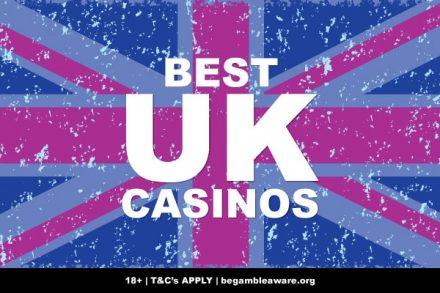 List Of The Best UK Casinos Now Vera&John Have Left