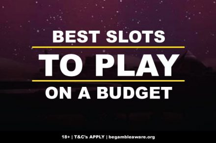 Best Slot To Play On A Budget