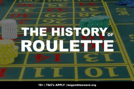 The Game of Roulette Through History